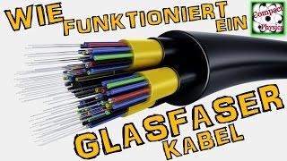 Wie funktioniert ein GLASFASERKABEL [Compact Physics] Thumbnail