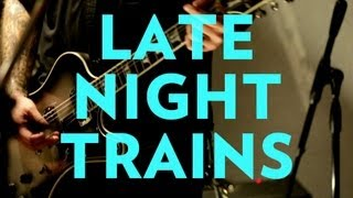 COLISEUM / LATE NIGHT TRAINS / LIVE AT BRAUND SOUND