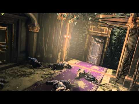 Batman Arkham Origins Mad Hatter Walkthrough Hd