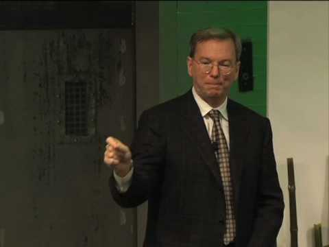 Eric Schmidt on Strategies and Solutions for Energy Security