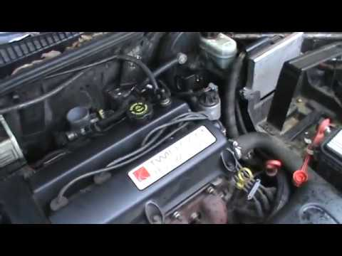 2001 S-series Saturn manifold water inlet fix tutorial overheating issues