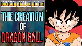 The Story of The Creation of Dragon Ball