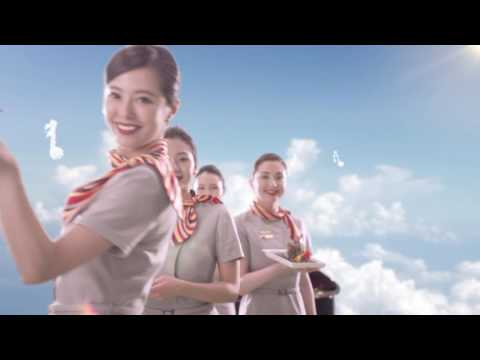 【New TVC of Hainan Airlines 】Connecting Elegance with Excellence
