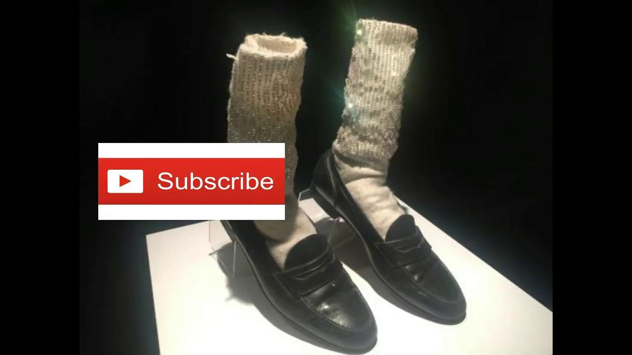 9cd8deaa84a Michael Jackson Billie Jean Motown Shoes