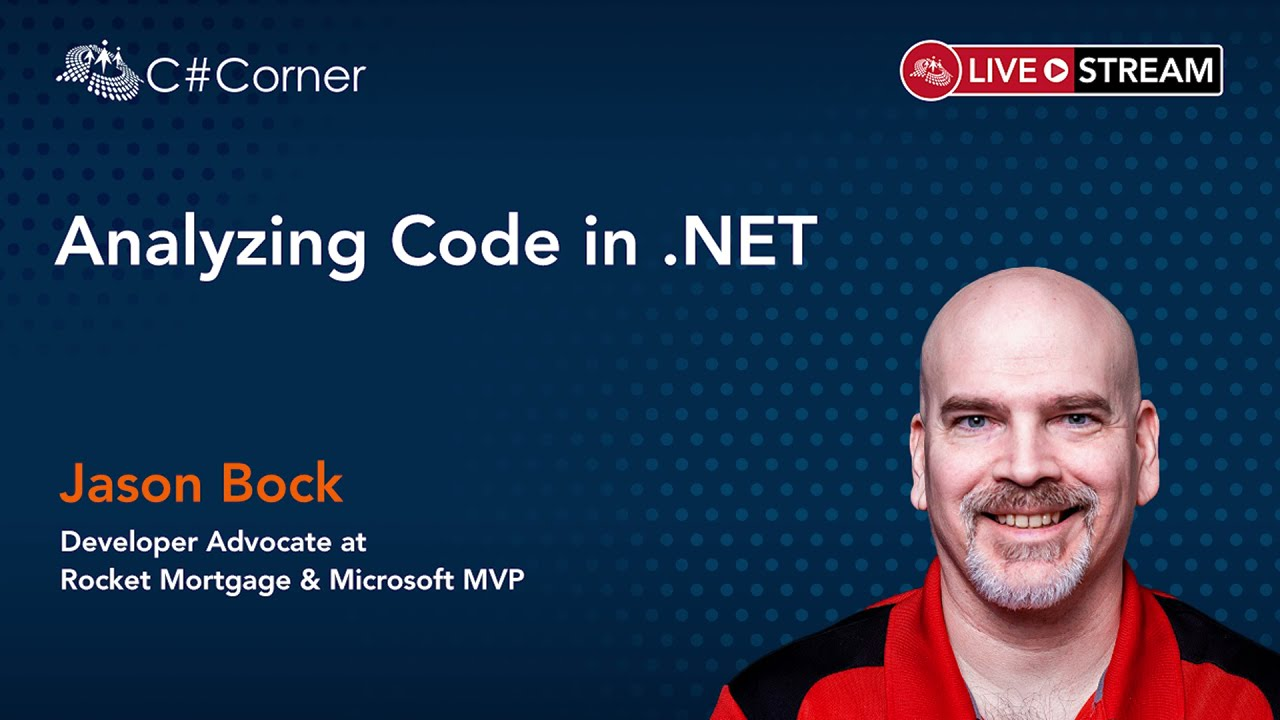 Analyzing Code in .NET || Code Quality & Performance Virtual Conference