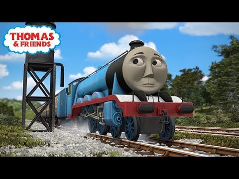 Gordon's Dry Run | Thomas & Friends  UK