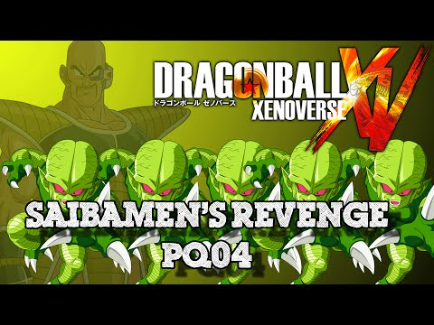Saibamen's Revenge // Parallel Quest 04 (How to Z-Rank) - Dragon Ball Xenoverse  ►The Arnolds Play