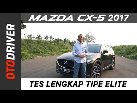 Mazda CX-5 Elite 2017 Review Indonesia | OtoDriver