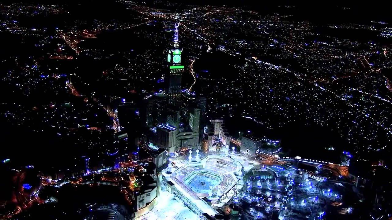 Abraj Al Bait Opening - The Biggest Clock In The World