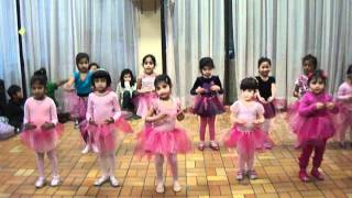 Lasya Ballet Dance performance Dec 2011