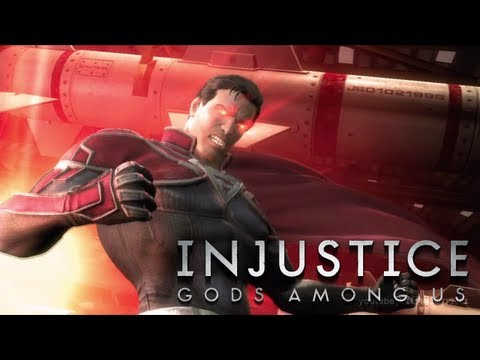 INJUSTICE: GODS AMONG US -