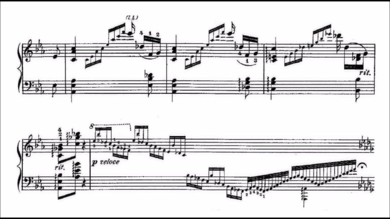 Delibes Joseffy Pizzicato Polka From Sylvia Audio Sheet Music