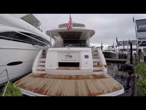 All New! Princess 75 Motor Yacht