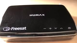 Humax HDR-1100S FreeSat Receiver