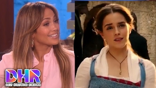 J.Lo Dating Harry Styles? - Emma Watson Video Singing Belle- Beauty & The Beast (DHR)