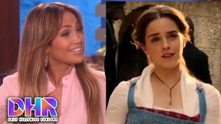 J.Lo Dating Harry Styles? - Emma Watson Video Singing Belle- Beauty & The Beast (DHR)