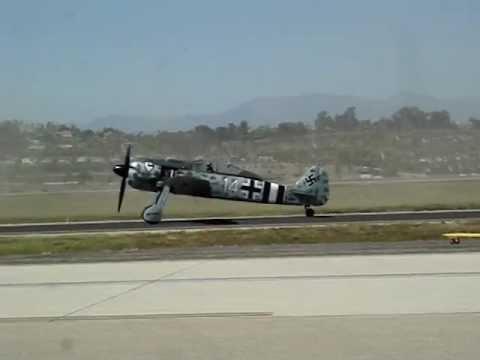 KCMA - Airshow -FW190