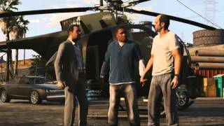 The Vision of Grand Theft Auto V
