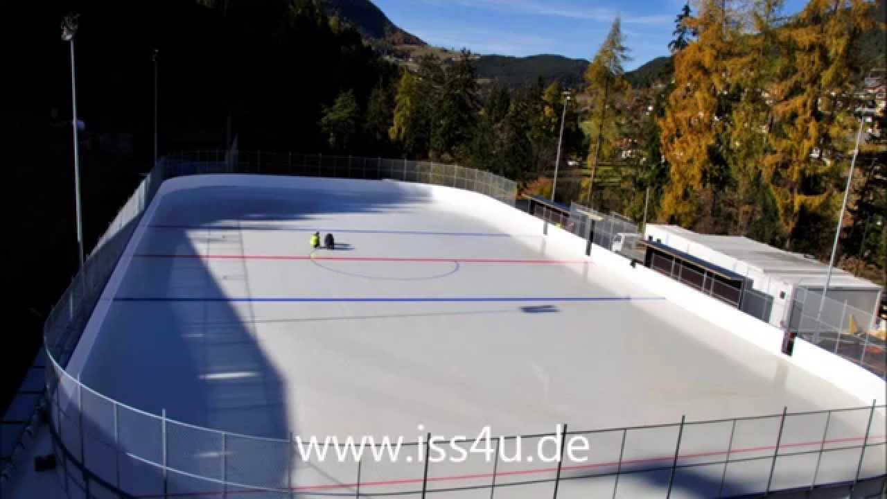 iss icerack mobile olympic size iihf ice hockey rink