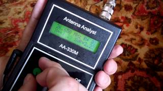 Випробування портативних Сі Бі антен АА 330