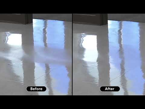 Scotch-Brite™ Clean and Shine Pad – Technical Demonstration