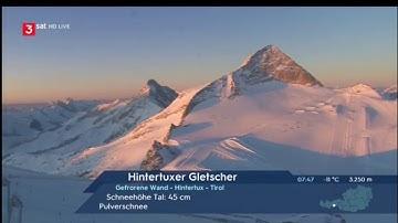 Alpenpanorama 3sat (HD) - 07.02.2020 (lange Version)