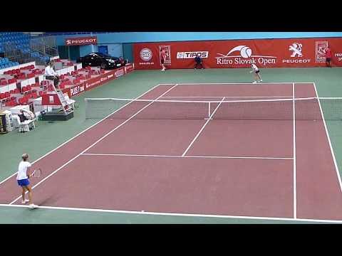 Jana Cepelova vs Reka Luca Jani - Ritro Slovak Open 2010