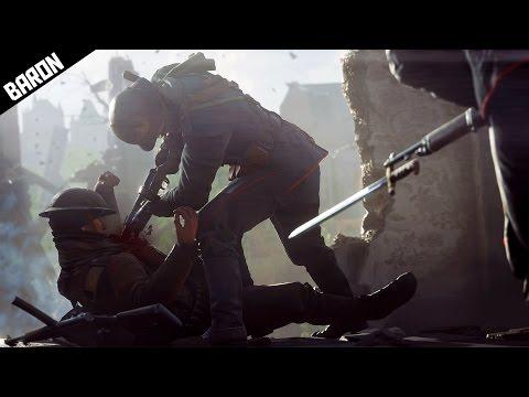 Battlefield 1 Campaign Gameplay