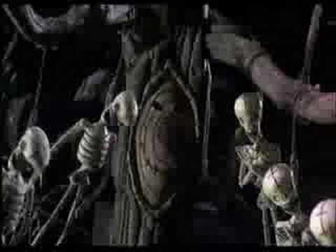The Nightmare Before Christmas - Questo è halloween
