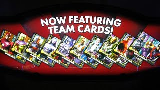 *** All New Team Cards 2019 ***  Injustice Arcade @ Dave and Busters