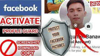 Profile Picture Guard in Facebook (2020 New Update) w/ English Subtitle