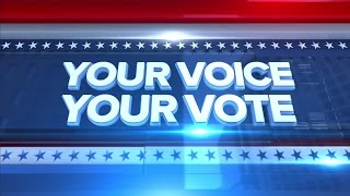 June 7, 2016 Primary Election Coverage of Kern County and California