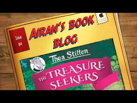 thea-stilton-books-introduction-:-the-treasure-seekers-|-kids-books-blog-老鼠記者系列