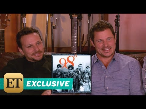 EXCLUSIVE: 98 Degrees Reflects on 20th Anniversary of Debut Album and Hilarious 'Style Issues'
