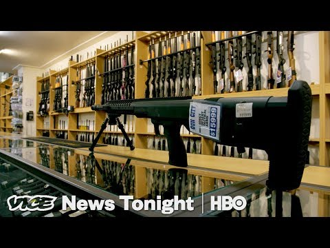 How To Ban A Gun In 28 Days | VICE News Tonight Special