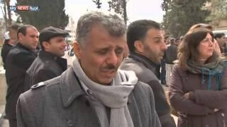 اعتصامات بسبب نقص تمويل جامعات فلسطين
