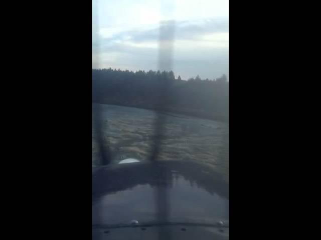 Copalis landing