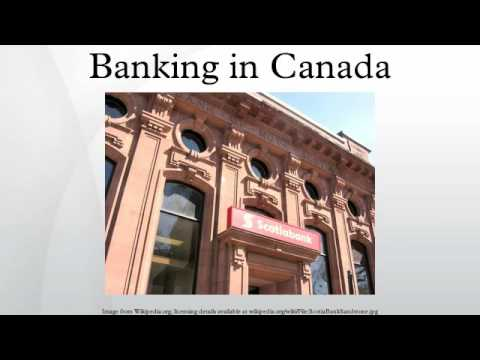 Banking in Canada