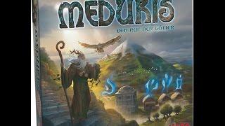 Unboxing Meduris: La llamada de los dioses por El club del dado