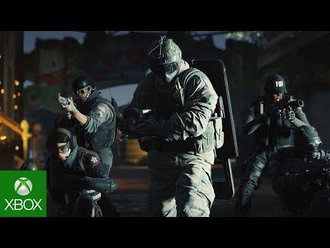 Бесплатные выходные на Xbox One в игре Tom Clancy's Rainbow Six: Siege