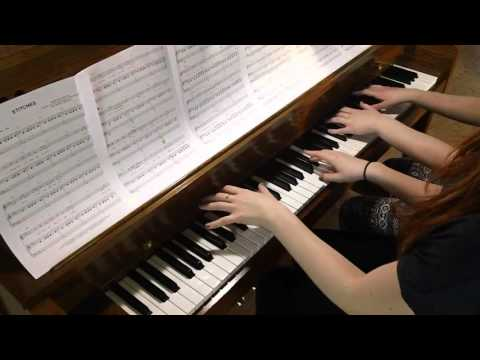 Stitches by Shawn Mendes Piano Duet