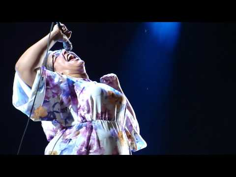 Alabama Shakes - Over My Head LIVE @ Down The Rabbit Hole, June 27, 2015