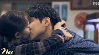 [KISS SCENES] Go Kyung Pyo x Chae Soo Bin - The Strongest Deliveryman