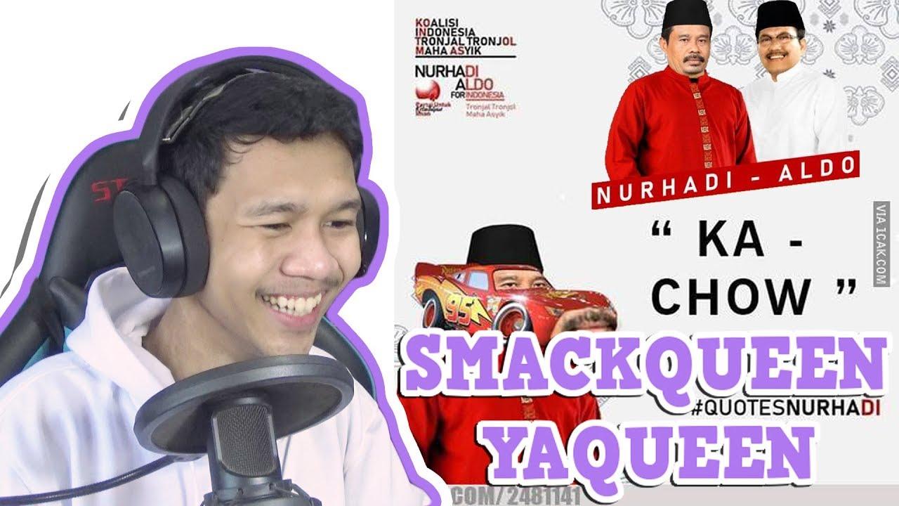 Smackqueen Yaqueen Meme Indonesia Youtube