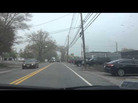 Driving to Westford MA part 1
