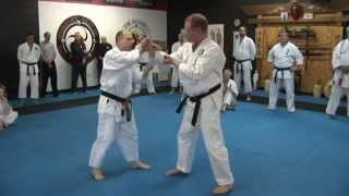 Shurite Martial Arts Conference 2014 Troy Price Action Clips #1 of 3