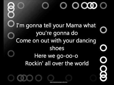 Status Quo - Rockin All Over The World Lyrics