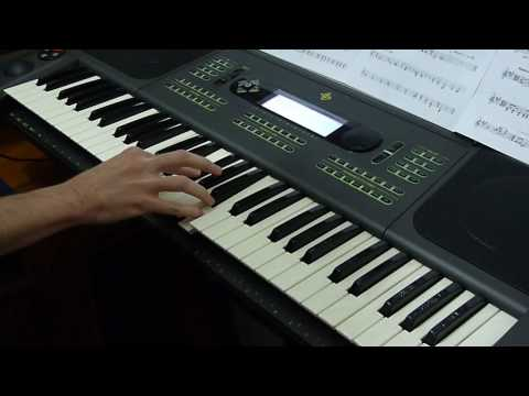 Erotomania - Dream Theater (keyboard cover)