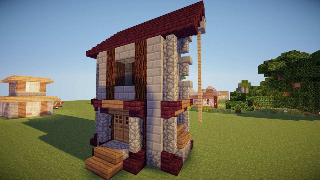 Minecraft как сделать красивый дом фото 34