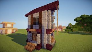 Как построить красивый дом в minecraft - Дом для выживания - Маленький красивый дом(2 часть постройки: https://www.youtube.com/watch?v=Yei4eZPkaYo&feature=youtu.be ================= Группа ВК: https://vk.com/club76844814 ..., 2015-08-06T08:50:42.000Z)
